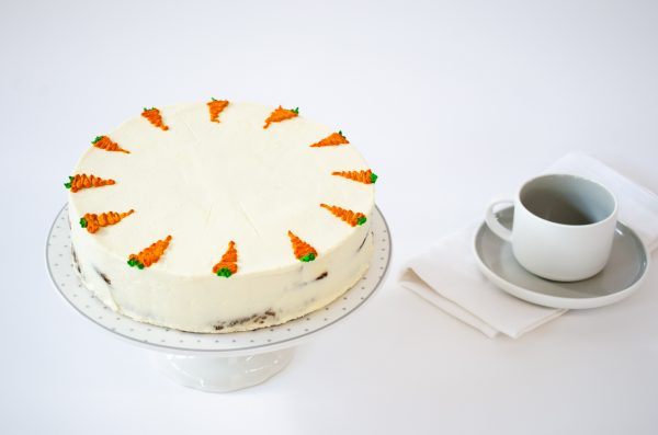 Торт Морковный с грецким орехом фото 3