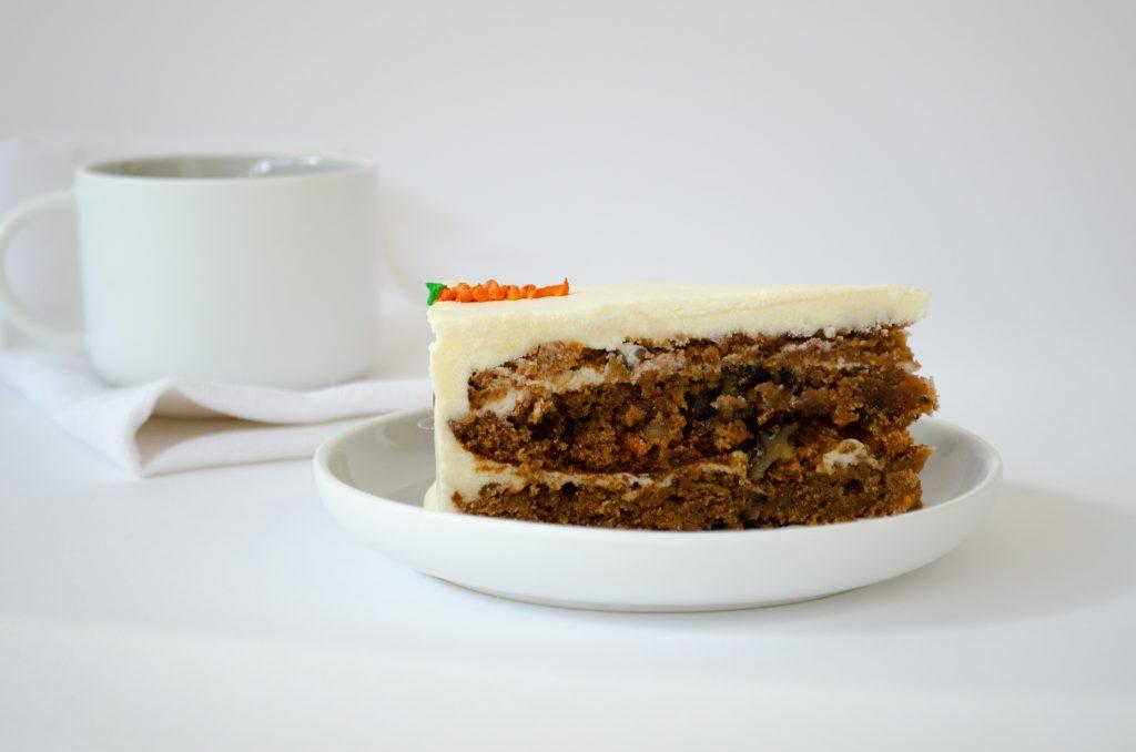 Торт Морковный с грецким орехом фото 2