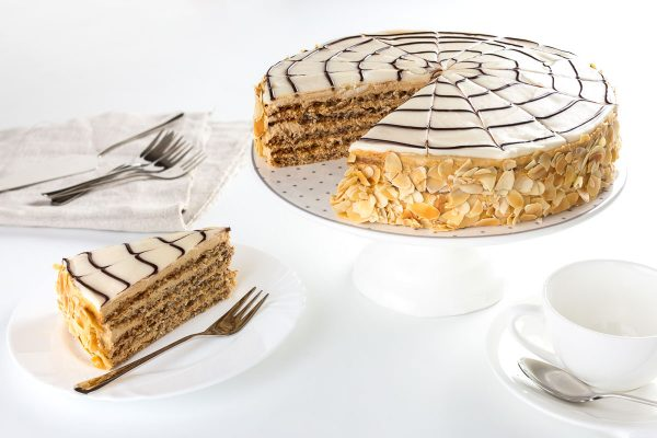 Десерт Эстерхази фото 2