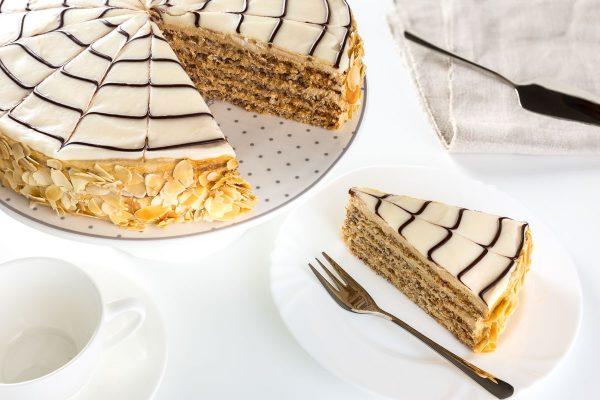 Десерт Эстерхази