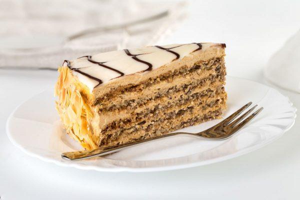 Десерт Эстерхази фото 4