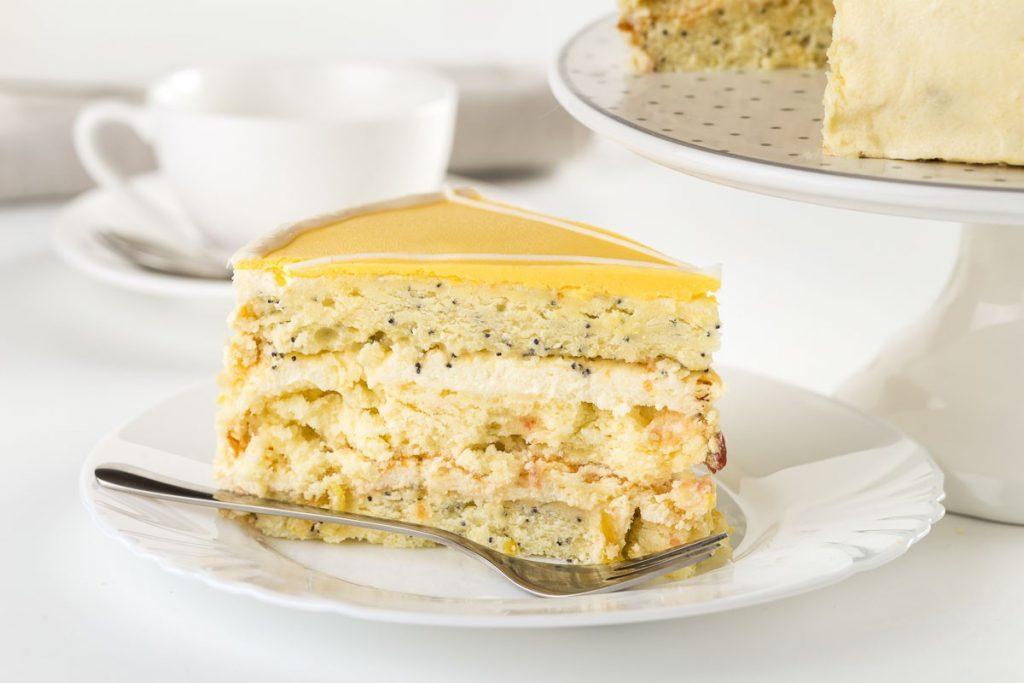 Десерт Лимонный фото 3