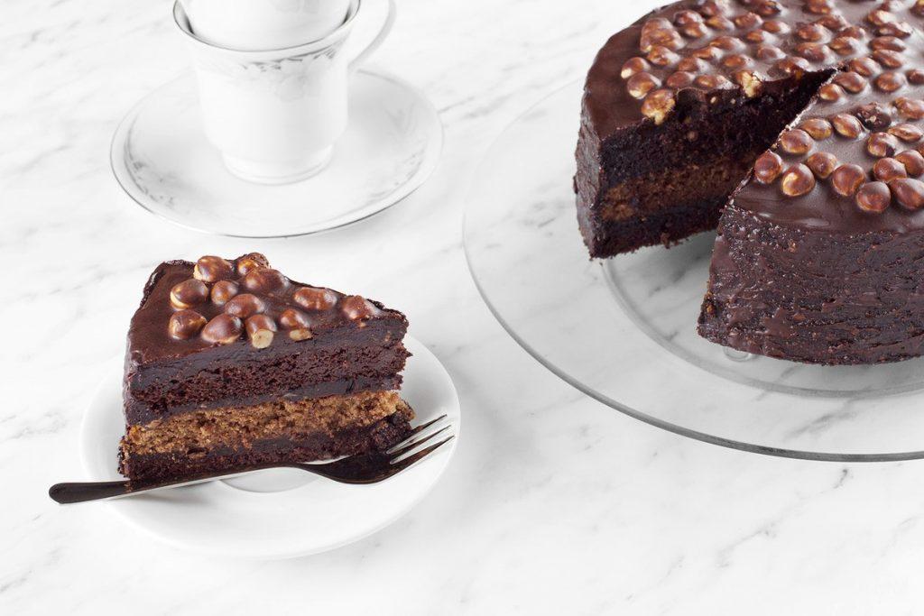 Десерт Фундук в шоколаде фото 2