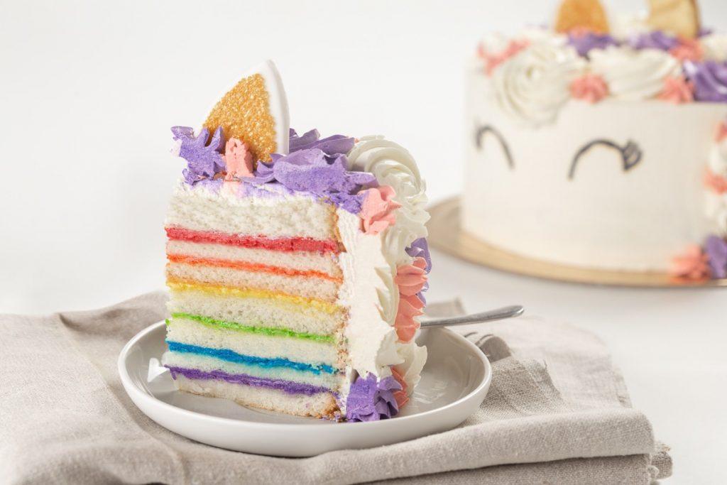 Десерт детский Радуга фото 3
