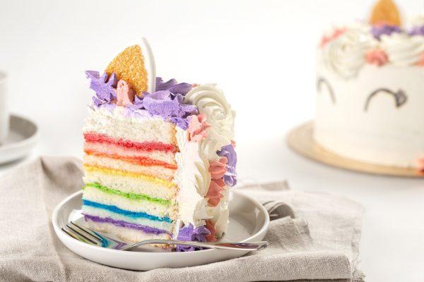 Десерт детский Радуга фото 4