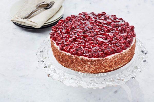Торт Зимняя вишня фото 4