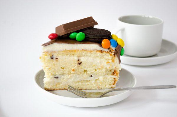 Десерт Канноли фото 2