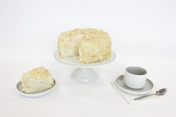 Десерт Наполеон Пломбир