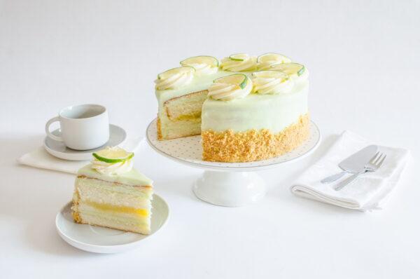 Десерт Лайм-мята фото 3