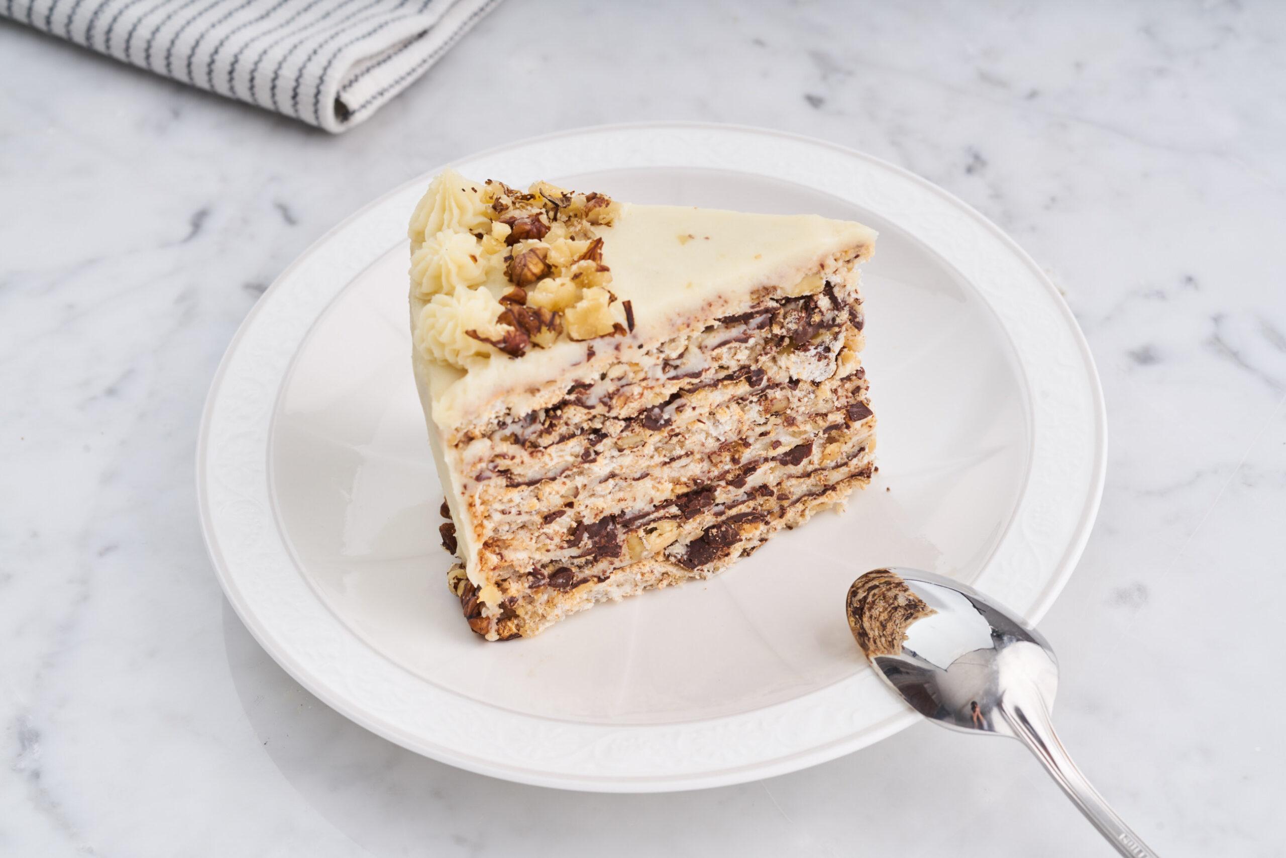Торт месяца: весь июнь la dolce vita с десертом «Итальянский»